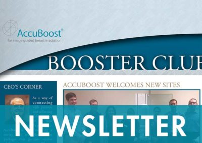 AccuBoost Booster Club Newsletter – Issue 37