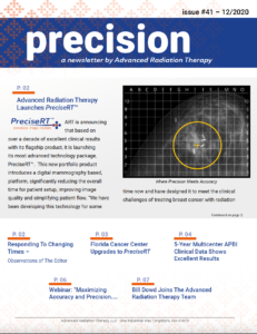 precision radiation therapy newsletter 41